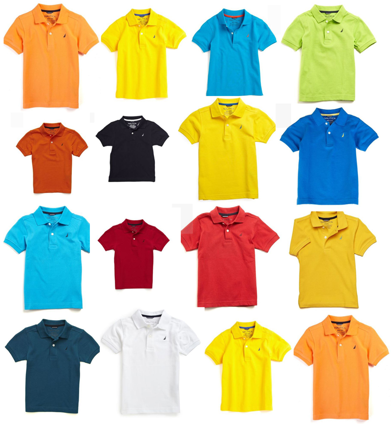 74f65a8d61e275 stocklot - Nautica 8-20 boys pique polo shirt assortment 36pcs.N-820