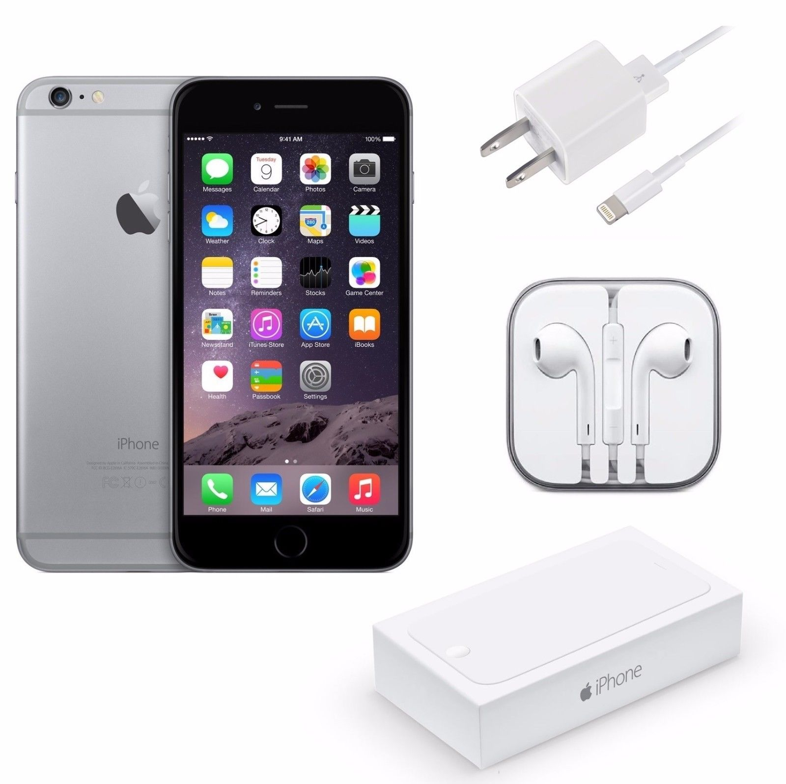 iphone 6 plus warranty tradeguide24 new original apple iphone 6 plus 64gb 6766