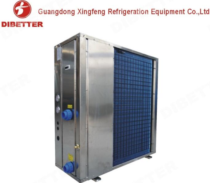 Smart small air conditioner heat pump for Ground air conditioner