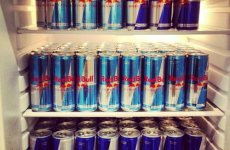 stocklot - Red bull 250 ml & Coca-cola 330 ml