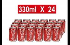 stocklot - Red bull 250 ml & Coca-cola 330 ml