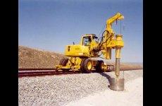 stocklot - New piling / drilling rig  Tescar CF4