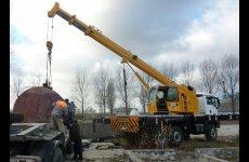 stocklot - Mobile crane Hidrokon HK 30 18 T2 - 10 ton