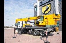 stocklot - Mobile crane Hidrokon HK 60 22 T2 - 20 ton