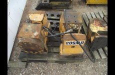 stocklot - Used clamp for open piles PVE 2 x 100T