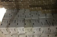 stocklot - Telefunken travel hair dryer stock 6000pcs