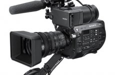 stocklot - Sony PXW-FS7M2 4K XDCAM Super 35 Camcorder Kit with 18- 110mm Zoom Lens