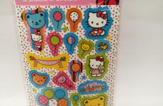 stocklot - Hello Kitty Sticker Packets