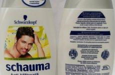 stocklot - Schwarzkopf Schauma Lemongrass Anti Dandruff Shampoo