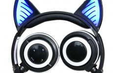 stocklot - Cat Ear Bluetooth Headphones