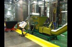 stocklot - PET bottles dewatering machine of Greenmax Poseidon Series