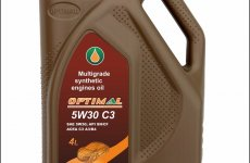 stocklot - Optimal 5W30 C3 engine oil