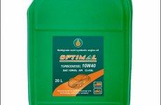 stocklot - Optimal 10W40 Turbo Diesel engine oil
