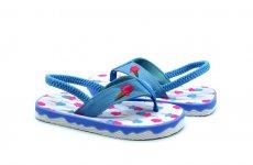 TradeGuide24.com - Atlantis Shoes Kids Ice Cream Lover Sandals Flip Flops Blue