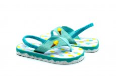TradeGuide24.com - Atlantis Shoes Kids Ice Cream Lover Sandals Flip Flops Green