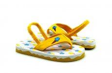 TradeGuide24.com - Atlantis Shoes Kids Ice Cream Lover Sandals Flip Flops Yellow