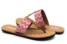 TradeGuide24.com - Atlantis Shoes Women Fashion Cork Sandals Pink