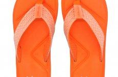 TradeGuide24.com - Atlantis Shoes Men Simply Colorful Sandals Orange Flip Flops