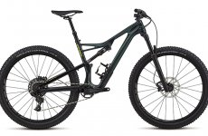 stocklot - 2018 Specialized Camber Comp Carbon 650B MTB