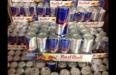 stocklot - Red bull energy drink 250ML (Pack of 24 cans)