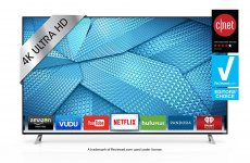 stocklot - VIZIO M60-C3 60-Inch 4K Ultra HD Smart LED TV