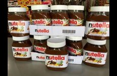stocklot - Wholesale Ferrero Nutella 350g , 400g