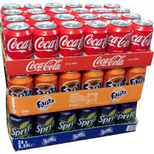 TradeGuide24.com - All Soft Drinks from Holland Coca Cola, Sprite, Fanta, 7Up