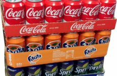 stocklot - Coca-cola,Fanta, Sprite, 7UP, Pepsi Soft drinks