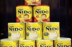 stocklot - NIDO NESTLE RED CAP 2250G MILK