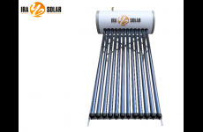 TradeGuide24.com - Heat pipe pressurized solar water heater 150L12tubes