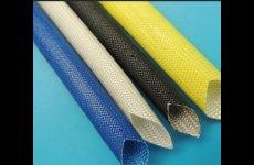 stocklot - Silicone fiberglass sleeving