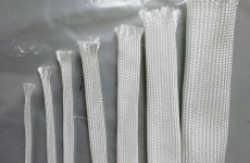 stocklot - High temperature resistance fiberglass sleeving