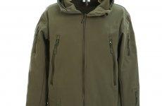 stocklot - Sharkskin Waterproof 100% Polyester Soft Shell Jacket