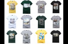 TradeGuide24.com - Various Fashion Men's Printing T-shirt