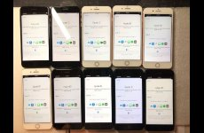 stocklot - Test package smartphone package, 10 smartphones up to 6 10 devices = 1 package