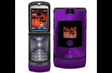 stocklot - Motorola Razr V3 / V3i mobile phone (1.2 MP camera, MP3 player)