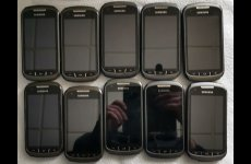 stocklot - Mixing lots of Samsung Alpha G850f, G900f, G920f, G925f 32GB Different colors