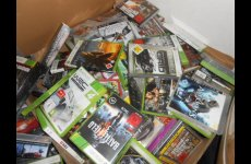 stocklot - Mixing lots from PC Games, X-Box, PS 3 games