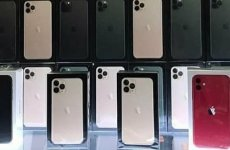 stocklot - New Apple iPhone 11 Pro Max 64/256/512GB Green Space Gray Silver Gold GSM Unlocked