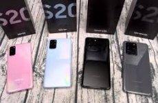 stocklot - Samsung Galaxy S20 Ultra 5G 128GB 12GB SM-G988B/DS (FACTORY UNLOCKED) 108MP