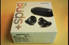 stocklot - Samsung Galaxy Buds+ Plus SM-R175 2020 Black True Wireless Earbuds Bluetooth Ear a