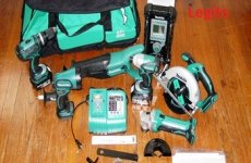 TradeGuide24.com - Makita 18V LXT Lithium-Ion Battery Optimum Charger 15 Piece