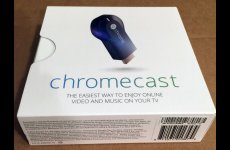 stocklot - Google Chromecast 1st Generation H2G2-42 Black HDMI Media Streamer BRAND NEW!!!