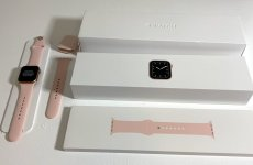stocklot - Apple Watch Series 5 S5 GPS + Cellular 40mm Space Gray Aluminum