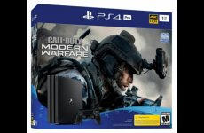 stocklot - Sony PlayStation 4 Pro 1TB Call of Duty Modern Warfare Console Bundle Game