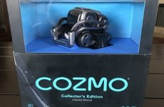 TradeGuide24.com - Anki Cozmo Collector's Edition Liquid Metal Interactive Robot