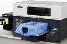 stocklot - Brother GT-381 Direct to Garment Printer