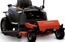 stocklot - Simplicity ZT1500 (42) 20HP Zero Turn Mower
