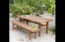 stocklot - Table 220x80x73cm