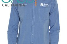 stocklot - Powder Blue Full Sleeve Comfort AAA Shirt